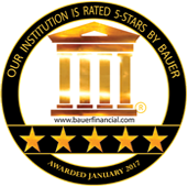 Our Institution is Rated 5 Stars by Bauer